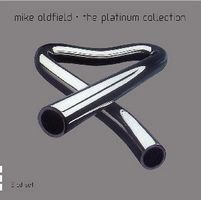 Mike Oldfield - The Platinum Collection CD (album) cover