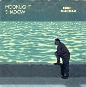 MIKE OLDFIELD - Moonlight Shadow CD album cover
