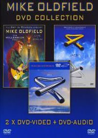 Mike Oldfield - Dvd Collection DVD (album) cover