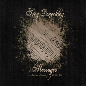 Troy Donockley - Messages CD (album) cover