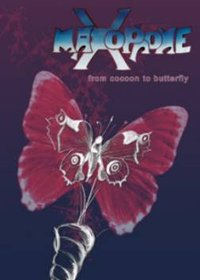 Maxophone - From Cocoon To Butterfly DVD (album) cover