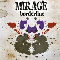Mirage (fra) - Borderline CD (album) cover