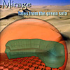 Mirage (fra) - Tales From The Green Sofa CD (album) cover
