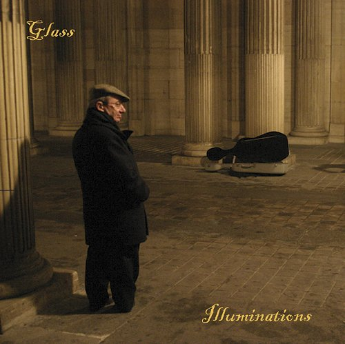 Glass - Illuminations CD (album) cover