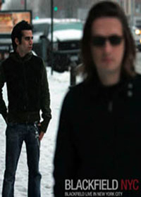 Blackfield - NYC - Live In New York City DVD (album) cover