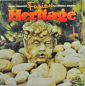 Christian Decamps & Fils - Heritage CD (album) cover
