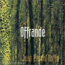 Jean-pascal Boffo - Offrande CD (album) cover