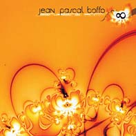 JEAN-PASCAL BOFFO - Infini CD album cover