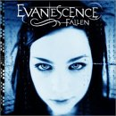 Evanescence - Fallen CD (album) cover