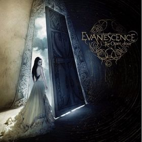 Evanescence - The Open Door CD (album) cover