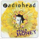 RADIOHEAD - Pablo Honey CD album cover