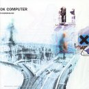 Radiohead - Ok Computer CD (album) cover
