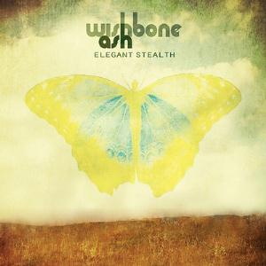Wishbone Ash - Elegant Stealth DVD (album) cover