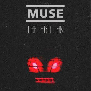 Muse - The 2nd Law: Unsustainable CD (album) cover