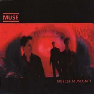 MUSE - Muscle Museum CD album cover