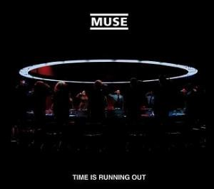 Muse - Time Is Running Out CD (album) cover