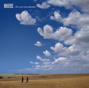 Muse - Butterflies And Hurricanes CD (album) cover
