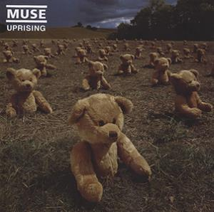 Muse - Uprising CD (album) cover