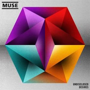 Muse - Undisclosed Desires CD (album) cover
