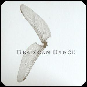 Dead Can Dance - Live Happenings - Part 1 CD (album) cover