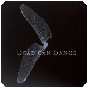 Dead Can Dance - Live Happenings - Part 2 CD (album) cover
