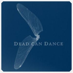 Dead Can Dance - Live Happenings - Part 4 CD (album) cover