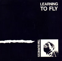 Tim Burness - Learning To Fly CD (album) cover