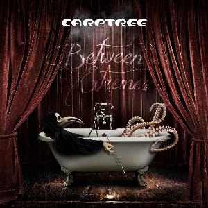 Carptree - Between Extremes CD (album) cover