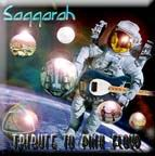 Saqqarah - Tribute To Pink Floyd CD (album) cover