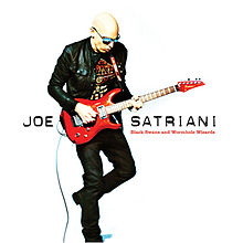 Joe Satriani - Black Swans And Wormhole Wizards CD (album) cover