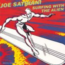 JOE SATRIANI - Surfing With The Alien CD album cover