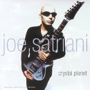 Joe Satriani - Crystal Planet CD (album) cover
