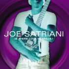 Joe Satriani - Is There Love In Space CD (album) cover