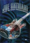Joe Satriani - Live In San Francisco DVD (album) cover