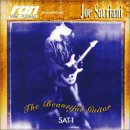 Joe Satriani - The Beautiful Guitar CD (album) cover