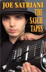 Joe Satriani - The Satch Tapes 1992 DVD (album) cover