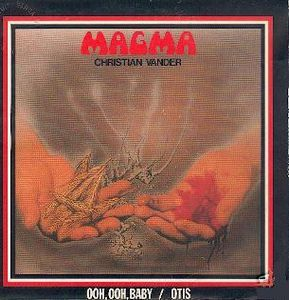 Magma - Ooh Ooh Baby / Otis CD (album) cover