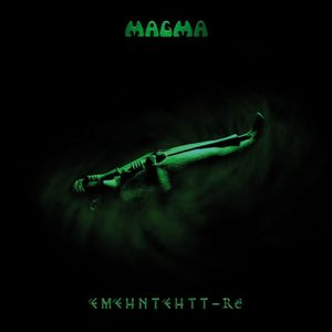 Magma - ëmëhntëhtt-rê CD (album) cover