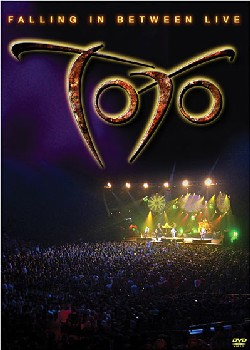 Toto - Falling In Between Live DVD (album) cover