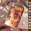 Toto - Tambu CD (album) cover