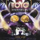 Toto - Livefields CD (album) cover