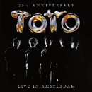 Toto - Live In Amsterdam CD (album) cover