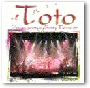 TOTO - Papa Was A Sexy Dancer CD album cover