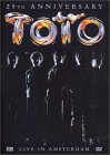 Toto - Live In Amsterdam DVD (album) cover