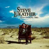 STEVE LUKATHER - Ever Changing Times CD album cover