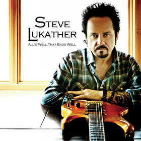 STEVE LUKATHER - All's Well That Ends Well CD album cover