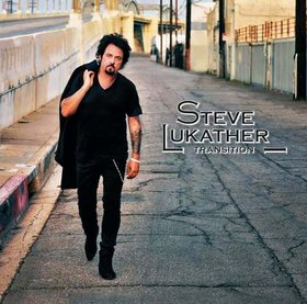 Steve Lukather - Transition CD (album) cover