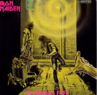 Iron Maiden - Running Free CD (album) cover