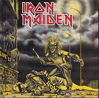 Iron Maiden - Sanctuary CD (album) cover