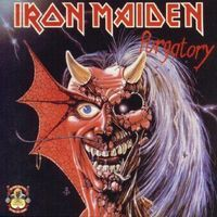 Iron Maiden - Purgatory CD (album) cover